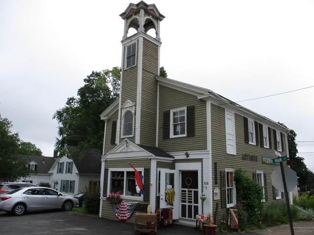 350 Main Street, Thomaston, ME 04861 (MLS #1428843) :: Keller Williams Realty