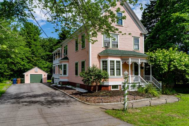66 Old Orchard Road, Saco, ME 04072 (MLS #1429548) :: Your Real Estate Team at Keller Williams