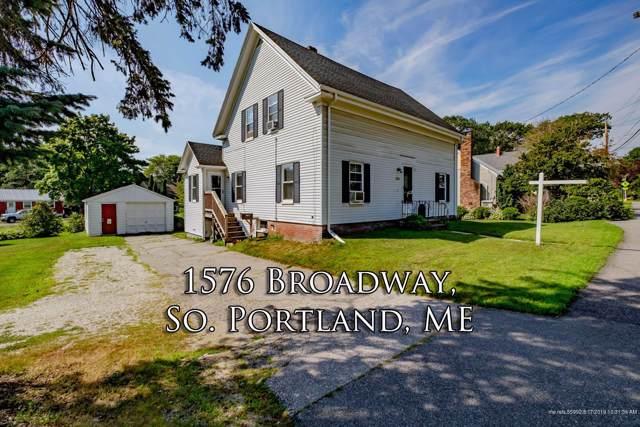1576 Broadway, South Portland, ME 04106 (MLS #1429726) :: Your Real Estate Team at Keller Williams
