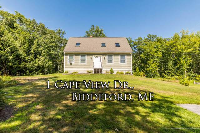 1 Cape View Drive, Biddeford, ME 04005 (MLS #1430143) :: Your Real Estate Team at Keller Williams