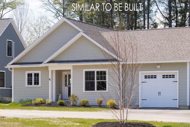 10 Pheasant Lane #10, Eliot, ME 03903 (MLS #1430764) :: Your Real Estate Team at Keller Williams
