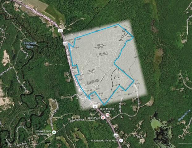 647 Roosevelt Trail, Casco, ME 04015 (MLS #1430765) :: Your Real Estate Team at Keller Williams