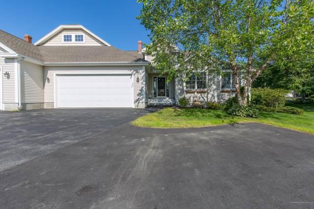 126 Brydon Way #126, Westbrook, ME 04092 (MLS #1430849) :: Your Real Estate Team at Keller Williams