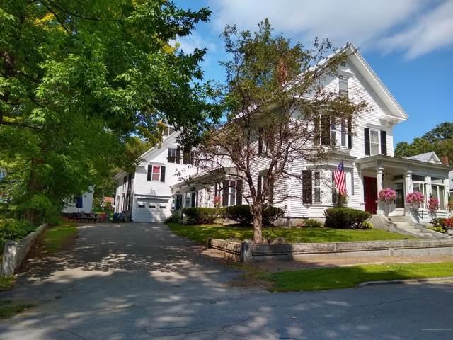 142 Court Street, Farmington, ME 04938 (MLS #1431531) :: Your Real Estate Team at Keller Williams