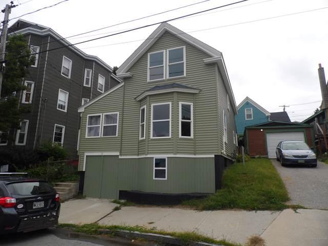 11 Hammond Street, Portland, ME 04101 (MLS #1431656) :: Your Real Estate Team at Keller Williams