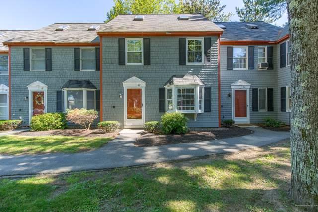 62 Munroe Lane #62, Topsham, ME 04086 (MLS #1432027) :: Your Real Estate Team at Keller Williams