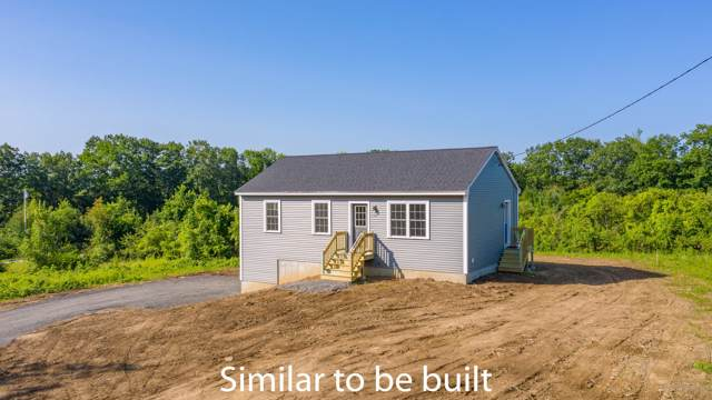 Lot 44-3 West Road, Waterboro, ME 04087 (MLS #1432580) :: Your Real Estate Team at Keller Williams