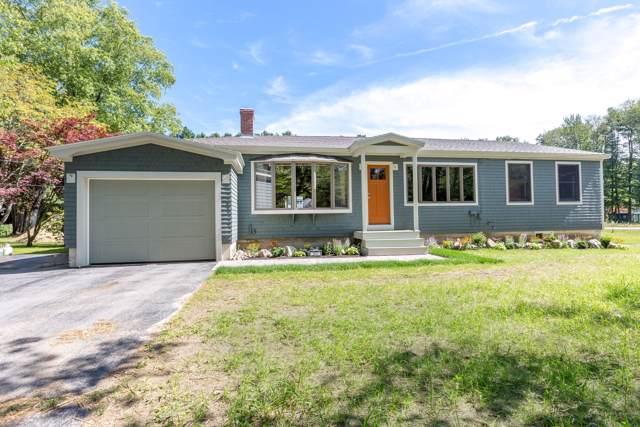 363 Maine Street #10, Brunswick, ME 04011 (MLS #1432703) :: Your Real Estate Team at Keller Williams