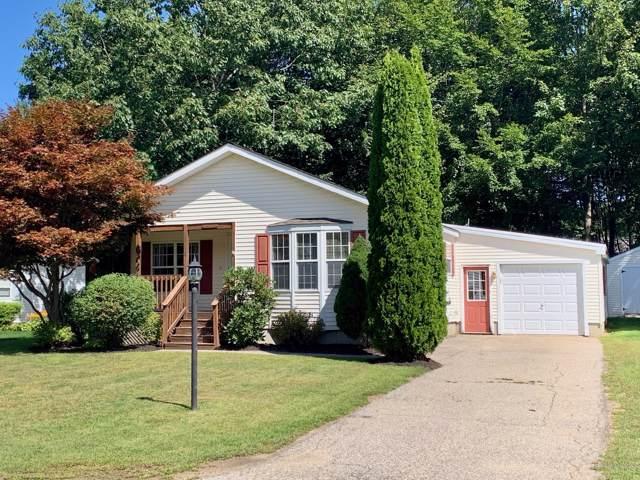 18 Bobcat Lane #18, Berwick, ME 03901 (MLS #1432840) :: Your Real Estate Team at Keller Williams