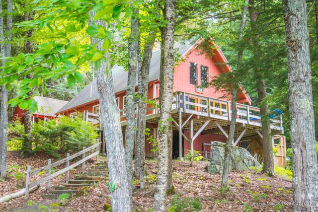 166 Old Stage Road, Readfield, ME 04355 (MLS #1433049) :: Your Real Estate Team at Keller Williams