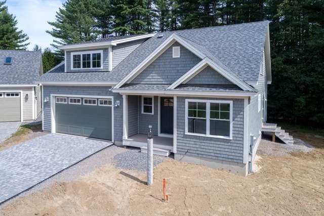 8 North Star Way #8, Brunswick, ME 04011 (MLS #1433504) :: Your Real Estate Team at Keller Williams