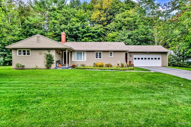 74 Woodridge Drive, Manchester, ME 04351 (MLS #1433646) :: Your Real Estate Team at Keller Williams