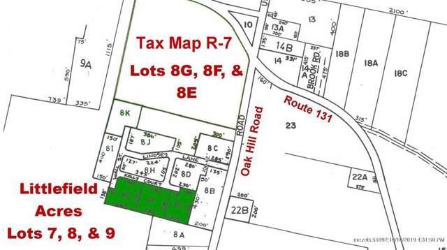 Lot 7-8-9 Kelly Road, Swanville, ME 04915 (MLS #1435998) :: Your Real Estate Team at Keller Williams