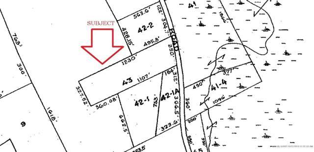 Lot 43 Mast Road, Alfred, ME 04002 (MLS #1436068) :: Your Real Estate Team at Keller Williams