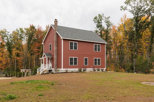135 Walker Road, Lyman, ME 04002 (MLS #1436135) :: Your Real Estate Team at Keller Williams