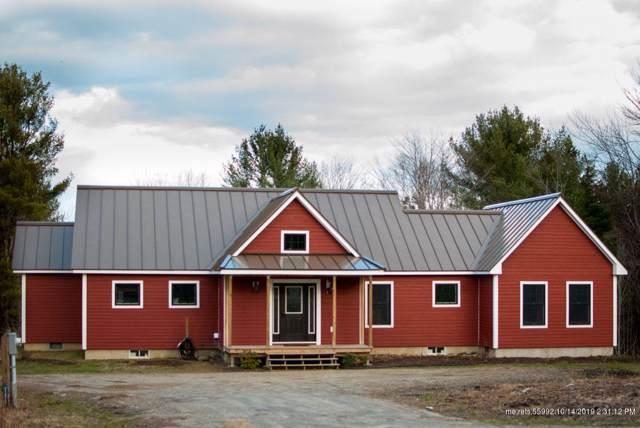 163 Cushing Road, Cushing, ME 04563 (MLS #1436236) :: Your Real Estate Team at Keller Williams