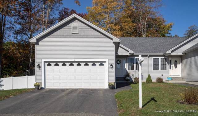 10 Woodland Avenue #101, Saco, ME 04072 (MLS #1436436) :: Your Real Estate Team at Keller Williams