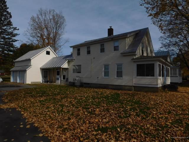 37 Baker Street, Bingham, ME 04920 (MLS #1436640) :: Your Real Estate Team at Keller Williams