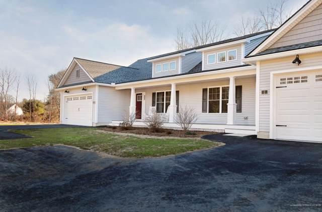 24 Longfellow Lane #17, Kennebunk, ME 04043 (MLS #1436703) :: Your Real Estate Team at Keller Williams