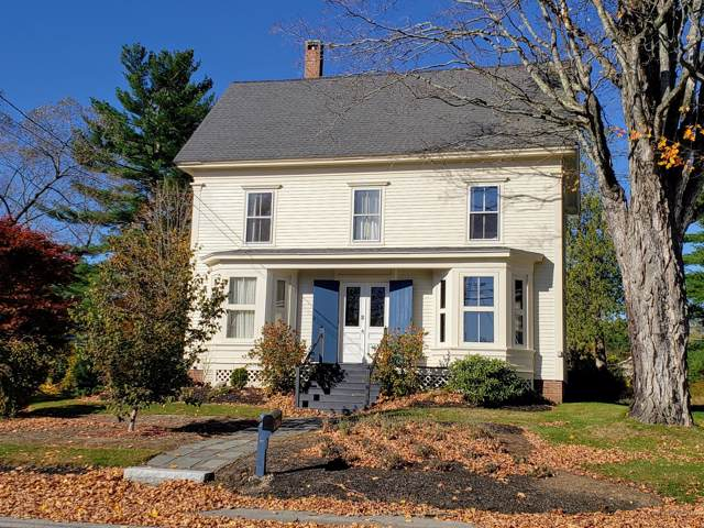 220 Front Street, Richmond, ME 04357 (MLS #1436874) :: Your Real Estate Team at Keller Williams