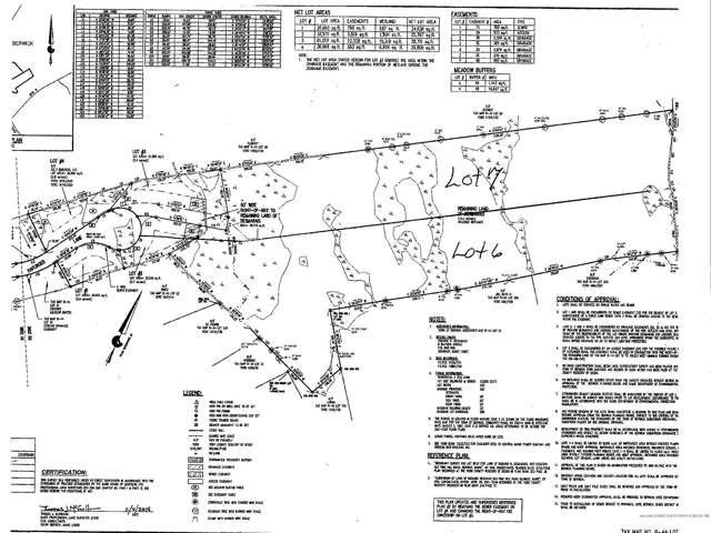 6 Haflinger Lane, Berwick, ME 03901 (MLS #1437864) :: Your Real Estate Team at Keller Williams