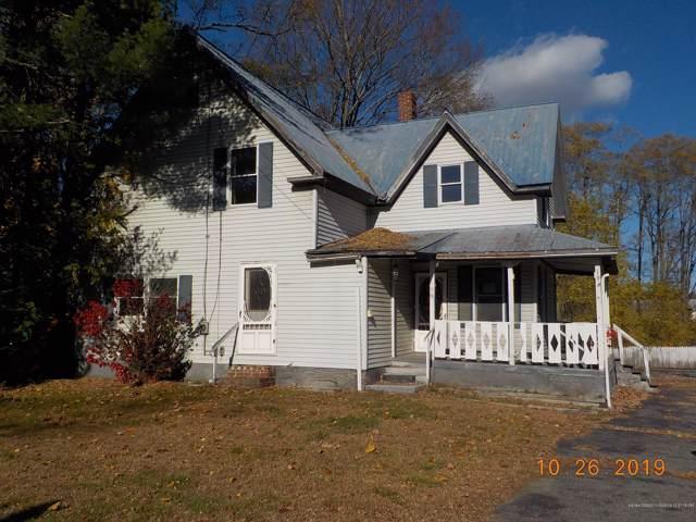 196 Farmington Falls Road, Farmington, ME 04938 (MLS #1439284) :: Your Real Estate Team at Keller Williams