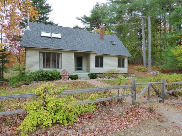 5 Beech Hill Crossroad Road, Mount Desert, ME 04660 (MLS #1439423) :: Your Real Estate Team at Keller Williams