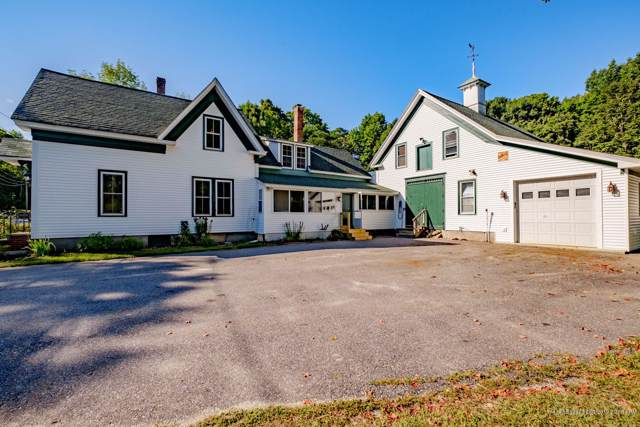 25 Richville Road, Standish, ME 04084 (MLS #1440275) :: Your Real Estate Team at Keller Williams