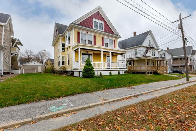 34 Orange Street, Lewiston, ME 04240 (MLS #1440518) :: Your Real Estate Team at Keller Williams