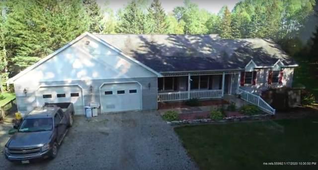 1237 Parsons Road N, Mapleton, ME 04757 (MLS #1442723) :: Your Real Estate Team at Keller Williams
