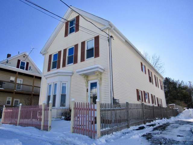 29 Fourth Street, Auburn, ME 04210 (MLS #1442805) :: Your Real Estate Team at Keller Williams