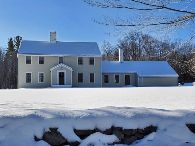 120 Orchard Drive, Wilton, ME 04294 (MLS #1442876) :: Your Real Estate Team at Keller Williams