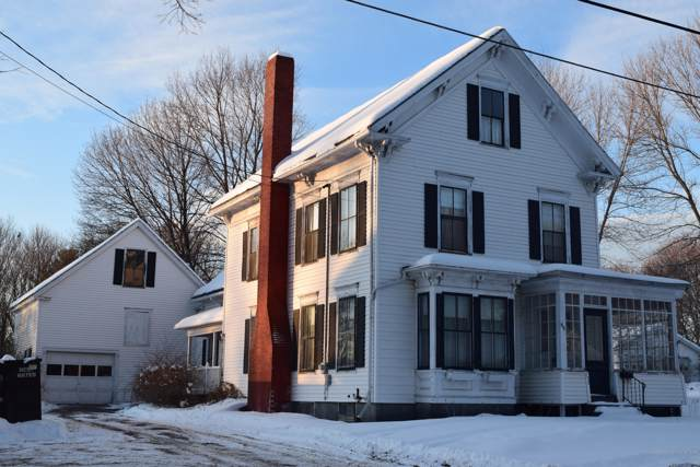 69 Church Street, Oakland, ME 04963 (MLS #1442885) :: Your Real Estate Team at Keller Williams