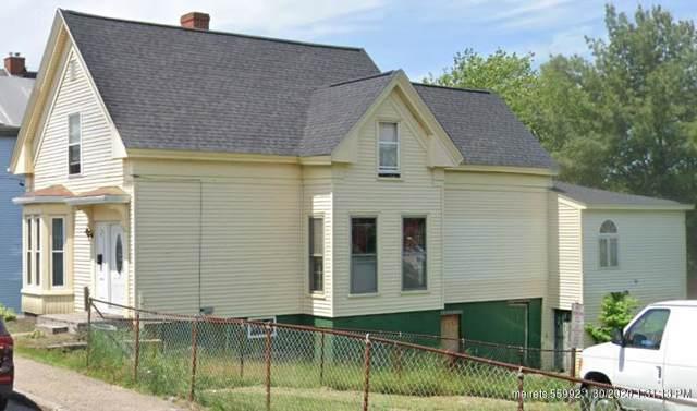 9 Chapel Street, Biddeford, ME 04005 (MLS #1443521) :: Your Real Estate Team at Keller Williams