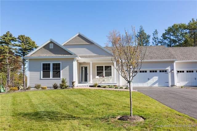 48 Maxwell Woods Drive #3, Cape Elizabeth, ME 04107 (MLS #1443610) :: Your Real Estate Team at Keller Williams