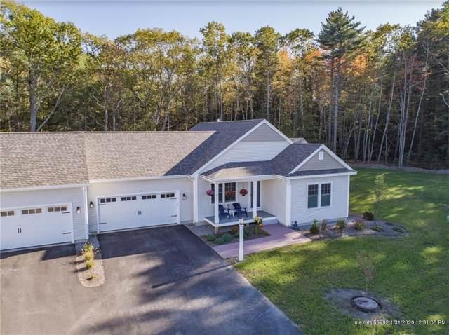 46 Maxwell Woods Drive #4, Cape Elizabeth, ME 04107 (MLS #1443614) :: Your Real Estate Team at Keller Williams