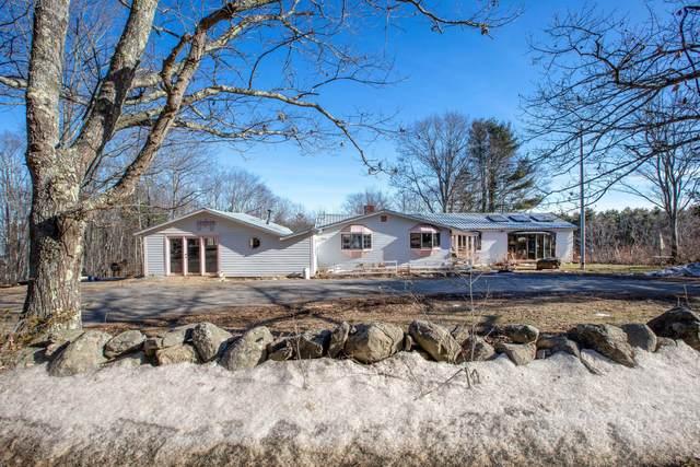 820 Head Tide Hill Road, Alna, ME 04535 (MLS #1444193) :: Your Real Estate Team at Keller Williams