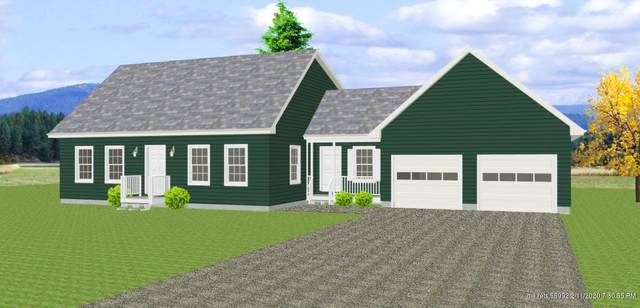 Lot 20 Arthur Street (The Highland), West Gardiner, ME 04345 (MLS #1444399) :: Your Real Estate Team at Keller Williams