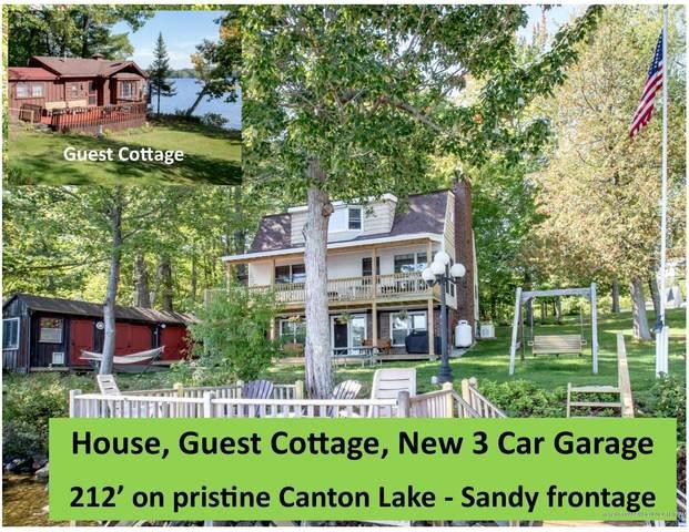 6 Lighthouse View Lane, Hartford, ME 04220 (MLS #1444692) :: Your Real Estate Team at Keller Williams