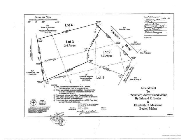 TBD Paradise Road, Bethel, ME 04217 (MLS #1444744) :: Your Real Estate Team at Keller Williams