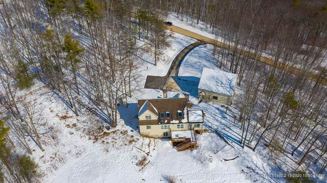 96 Sunny Hill Road, Casco, ME 04015 (MLS #1444951) :: Your Real Estate Team at Keller Williams