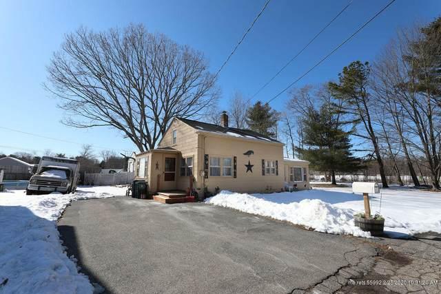 9 Ben Avenue, Biddeford, ME 04005 (MLS #1445286) :: Your Real Estate Team at Keller Williams
