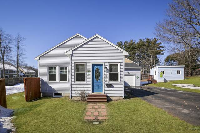 24 Forest Avenue, Old Orchard Beach, ME 04064 (MLS #1445386) :: Your Real Estate Team at Keller Williams