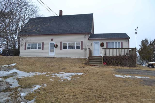 145 County Road, Lubec, ME 04652 (MLS #1445600) :: Your Real Estate Team at Keller Williams