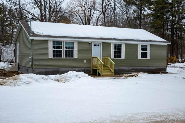 181 Manley Road, Auburn, ME 04210 (MLS #1445718) :: Your Real Estate Team at Keller Williams