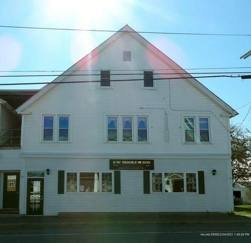 337 Main Street, Bingham, ME 04920 (MLS #1453116) :: Keller Williams Realty