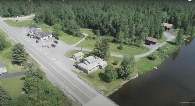 3580 Caribou Road, Cross Lake Twp, ME 04779 (MLS #1457334) :: Keller Williams Realty