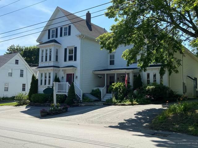 106 Townsend Avenue, Boothbay Harbor, ME 04538 (MLS #1459904) :: Keller Williams Realty