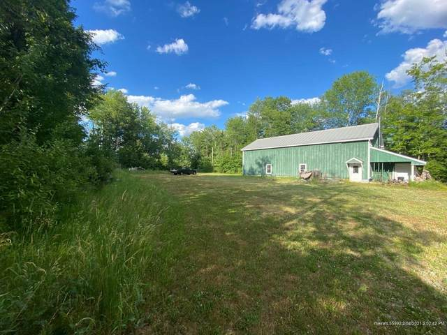 166 Town Farm Road, Sidney, ME 04330 (MLS #1461759) :: Keller Williams Realty