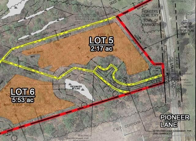 Lot 5 Pioneer Lane, Yarmouth, ME 04096 (MLS #1462868) :: Keller Williams Realty